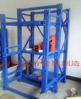 南京冠帝制造的三立柱重型模具货架
